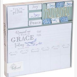 NEW! Walk in Grace Planner Set
